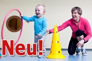 NEU beim TV Weidhausen: Eltern-Kind-Turnen