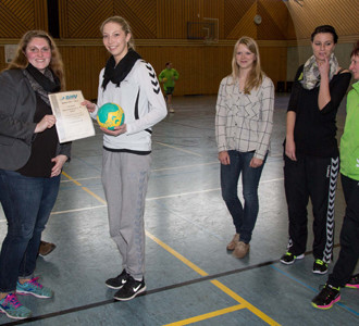 Meisterschaft der 2. Damenmannschaft