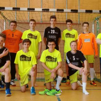 Handball-Jugend erfolgreich qualifiziert