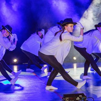 """Facettenreicher 16. Tanztreffpunkt """"Tanz und Licht"""""""