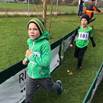 Viel Spaß beim Kinder-Fun-Lauf