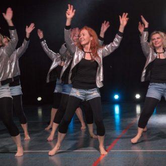 Licht- und Schattenspiel beim 17. Tanztreffpunkt