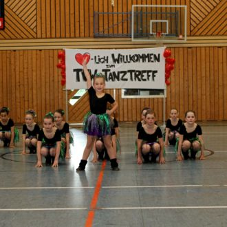 6. Kindertanztreffpunkt am 29. April 2018