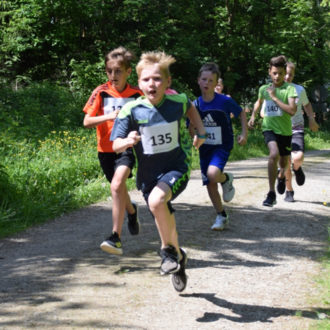 Erfolgreiche Ortsmeisterschaft Waldlauf und Nordic Walking