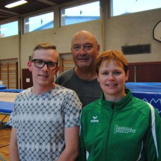Trampolin – Herzlichen Glückwunsch zur Trainerlizenz!