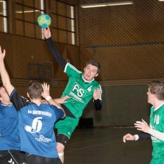 HSV Hochfranken II – TV Weidhausen 35:31 (18:14)