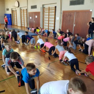 Begeisternder zweiter Fit for fun Day
