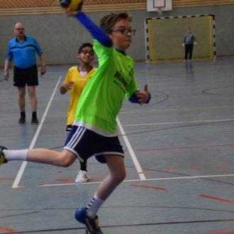 TV Ebern : SG Kunstadt/Weidhausen 10:22 (3:9)