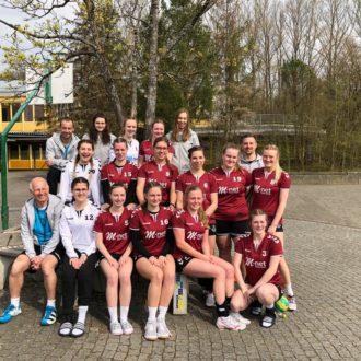 Weibliche A-Jugend – 3. Platz beim Landesliga-FinalFour