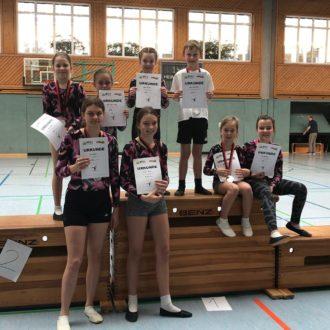 Turn10-Wettkampf in Coburg