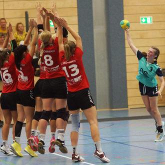 Vorbericht der SG Kunstadt/Weidhausen – SG-Damen mit schwerem Auftakt ins neue Jahr