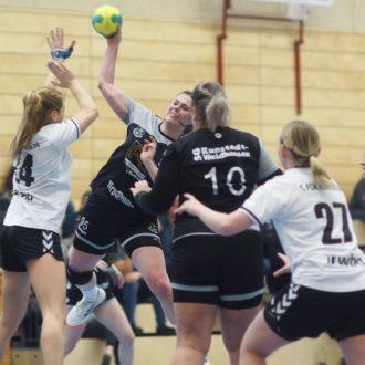 SG Kunstadt/Weidhausen : 1. FC Nürnberg Handball 26:26 (15:11)