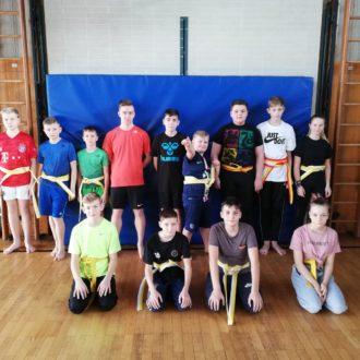 Kickboxen – Erfolgreiche Gürtelprüfung