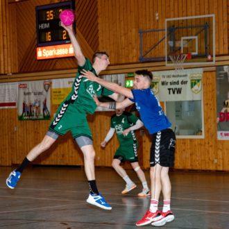 TV Weidhausen : HC 03 Bamberg    33:31 (14:19)
