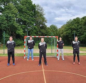 Verstärkung für die Handballer