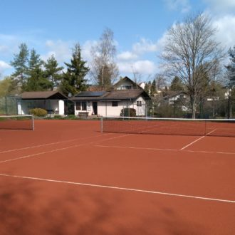 Die Tennissaison 2021 ist eröffnet!